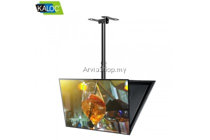 Kaloc Flip Down TV Ceiling Mount Ceiling TV Mount 32~60 inch - T270-15