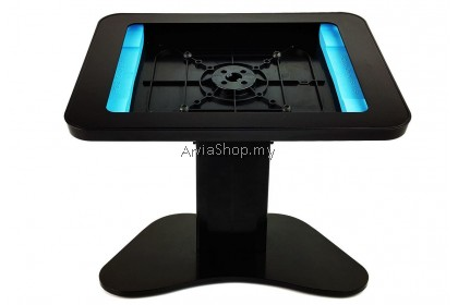 Israk Anti-Theft Ipad Tablet Enclosure Desk Stand with Lock- TSPAD601-BLK