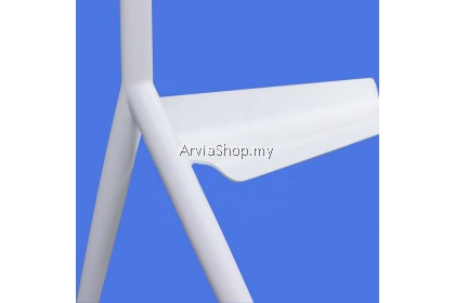 """Steel Screw Adjustable Mobile Stand 50"""" to 55"""" - YU-S55-WH"""